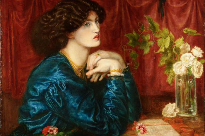 Rossetti's Portraits