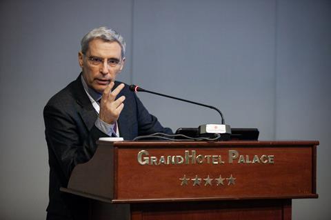 FECAVA President Wolfgang Dohne