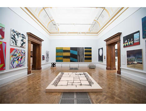 Image: Summer Exhibition 2017 at Royal Academy of Arts
